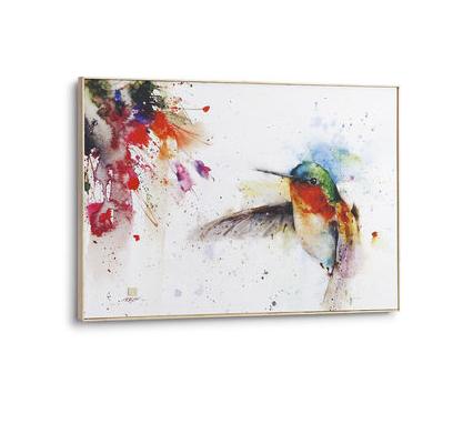 Dean Crouser Hummingbird Large Wall Art.PNG