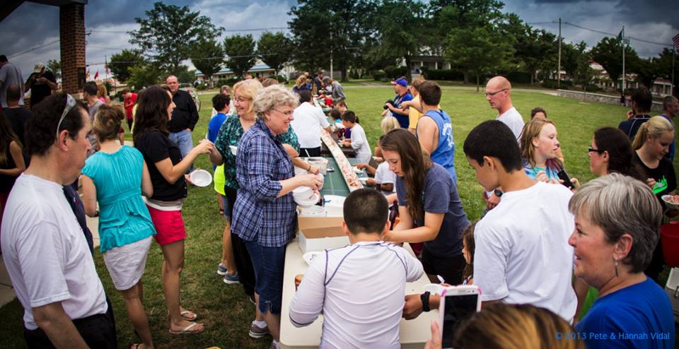 Epic Poolesville Interdenominational Water Balloon Fight and Ice Cream Social at the Commons