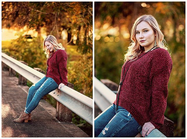 Anyone else excited it's cooler outside and FINALLY feels like fall? 🙋🏻‍♀️ 🍁🍂 @a.matchett is perfection in these pictures!! 😍 #seniormodel #seniormodelteam #seniorphotographer #houstonseniorphotographer #brazoriacounty #angletonhs #angletonwildcats