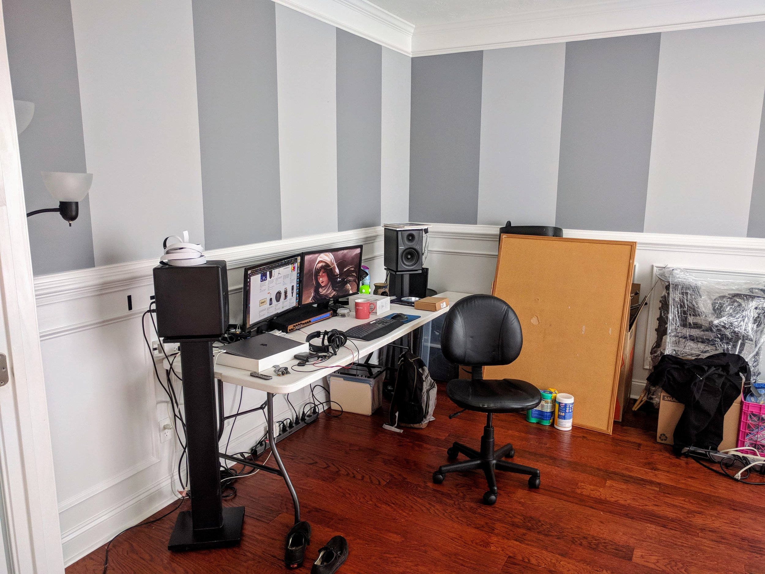This is where I'll be creating in my new home (1)