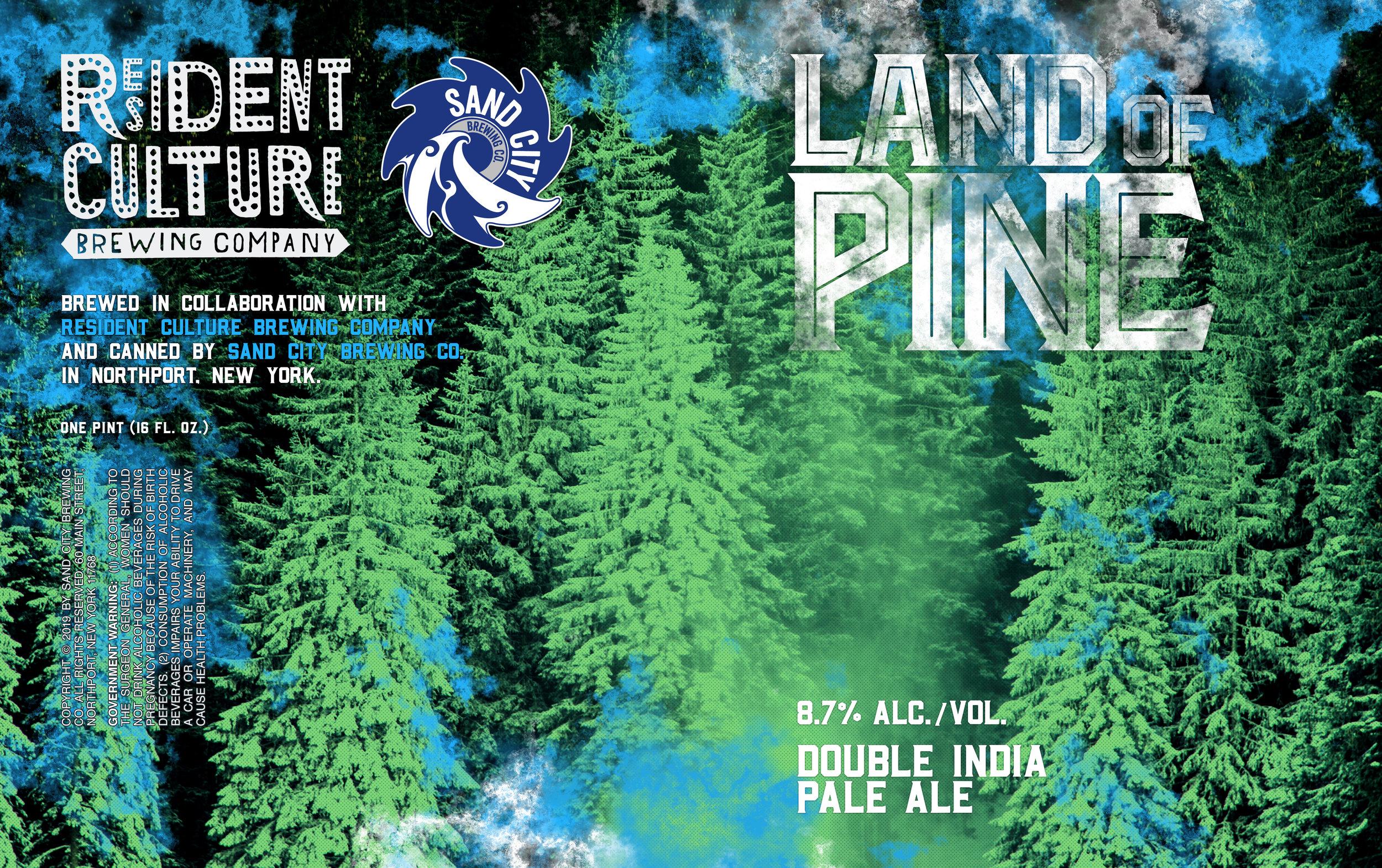 LAND OF PINE