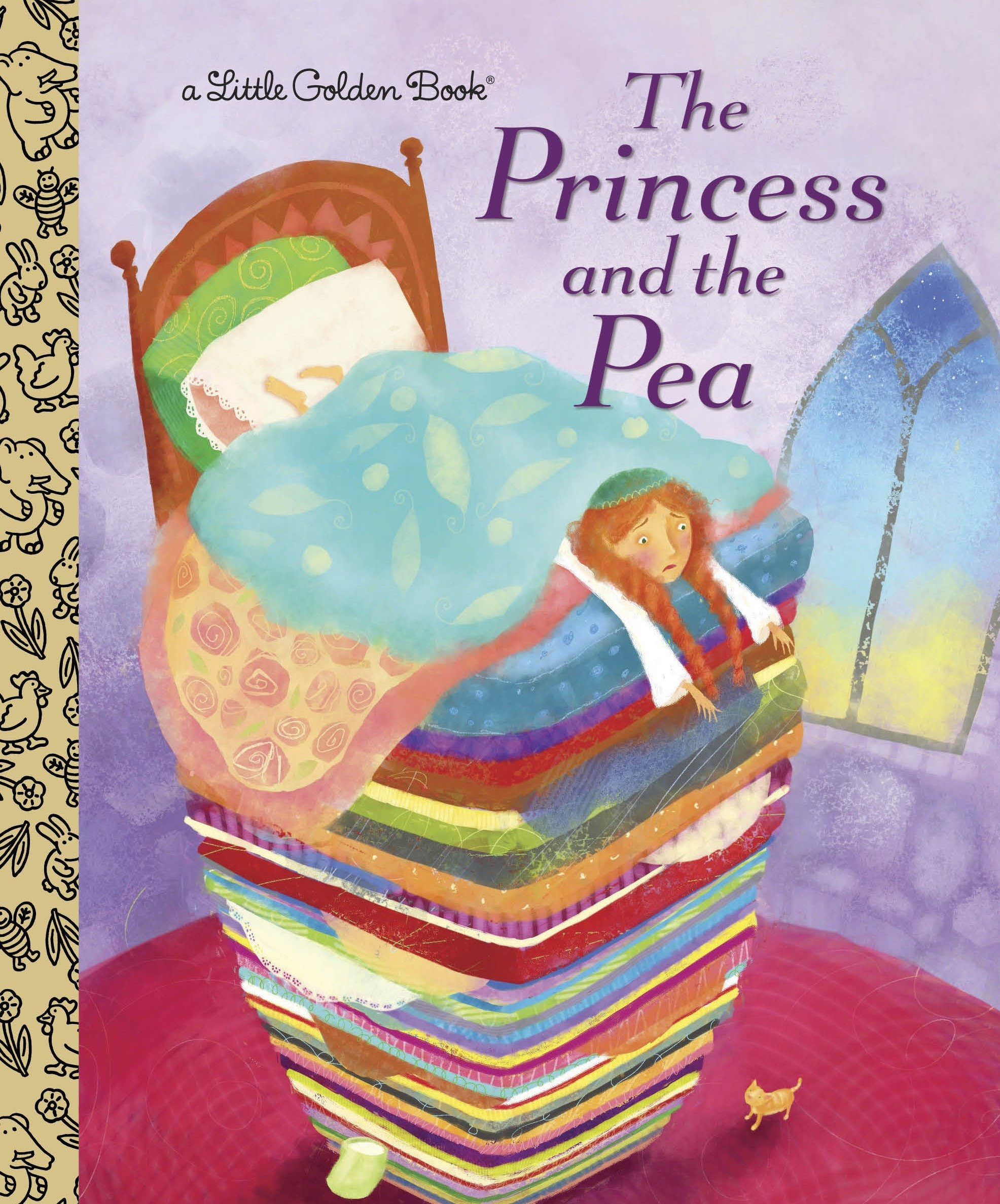The Princess & The Pea - By Hans Christian Anderson