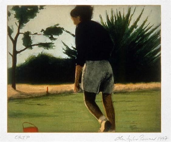 Christopher Brown, Half Step, 1997