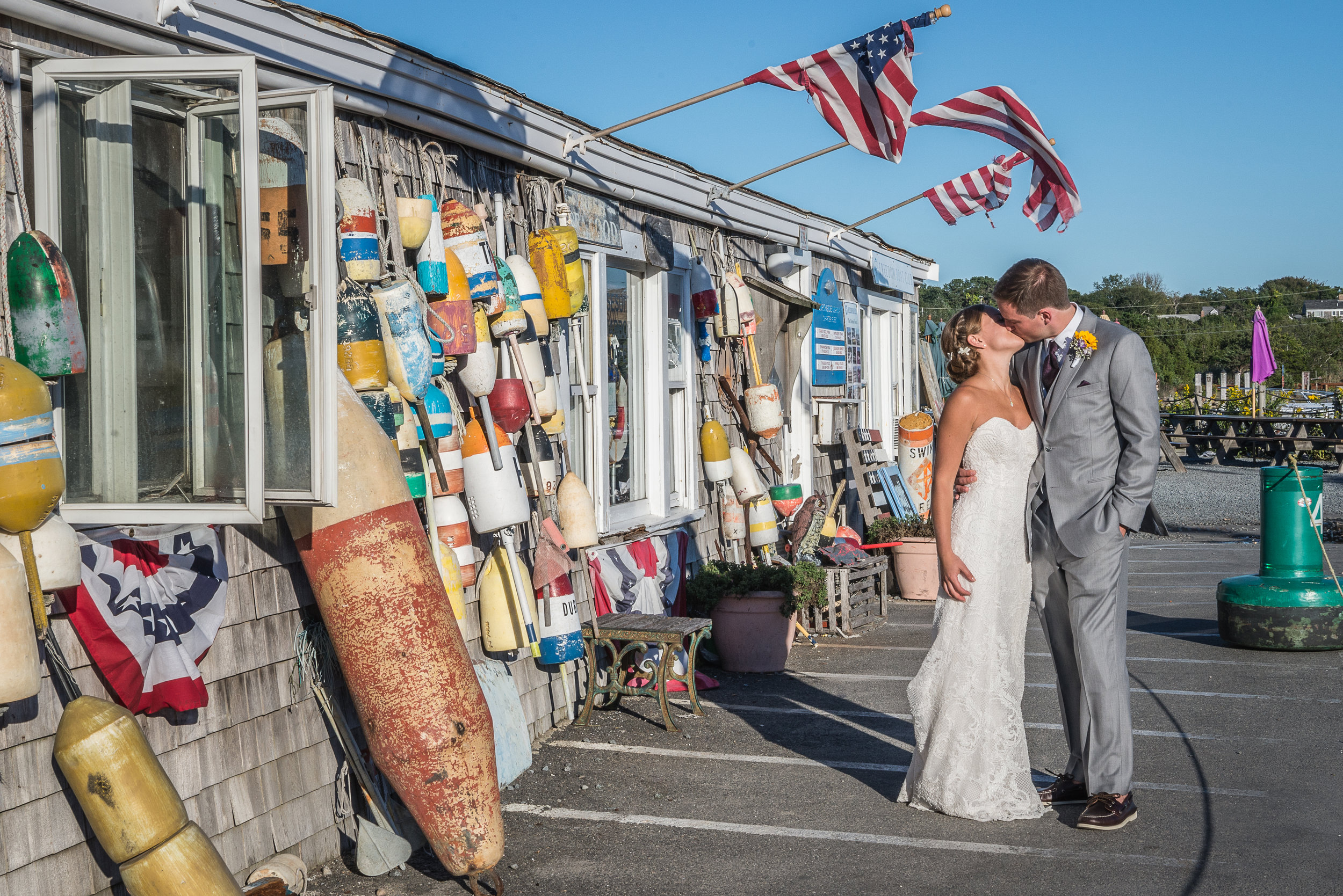 Sesuit Harbor Cafe: East Dennis, MA - Cape Cod