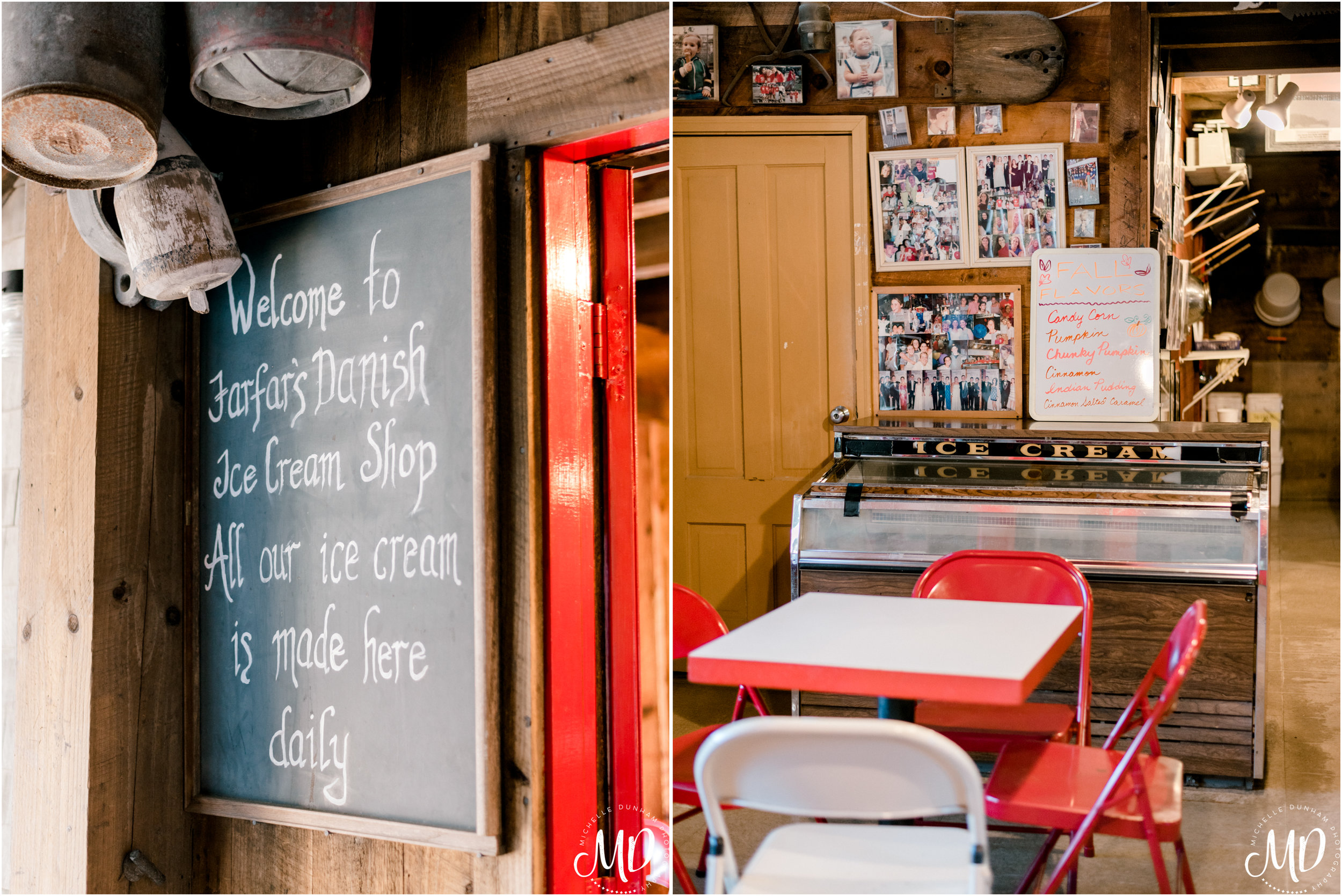 Michelle Dunham Photography-Duxbury-MA-Engagement-FarFars-Ice Cream 2.jpg