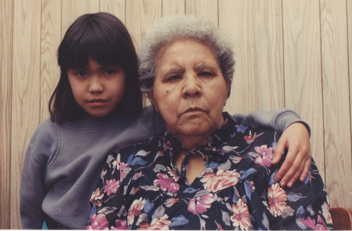 0001_The Learning Path. Prairie Granmother and granddaughter.jpeg