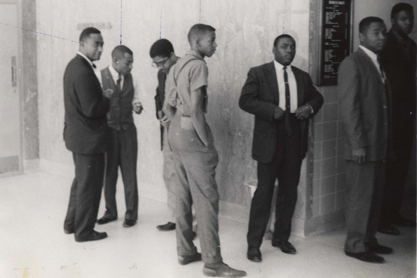 montgomery county courthouse sit-in