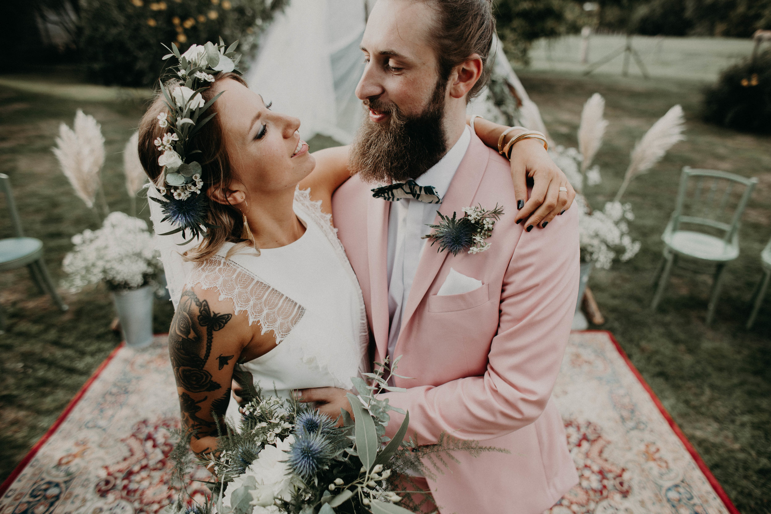 Le mariage de Marieke et Greg -