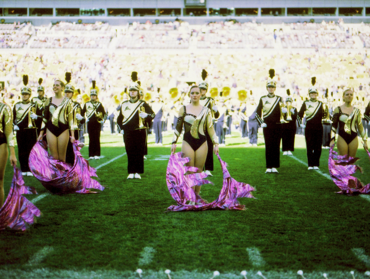 Untitled (from Pictures of College Football)  2007-2008, Digital Photograph