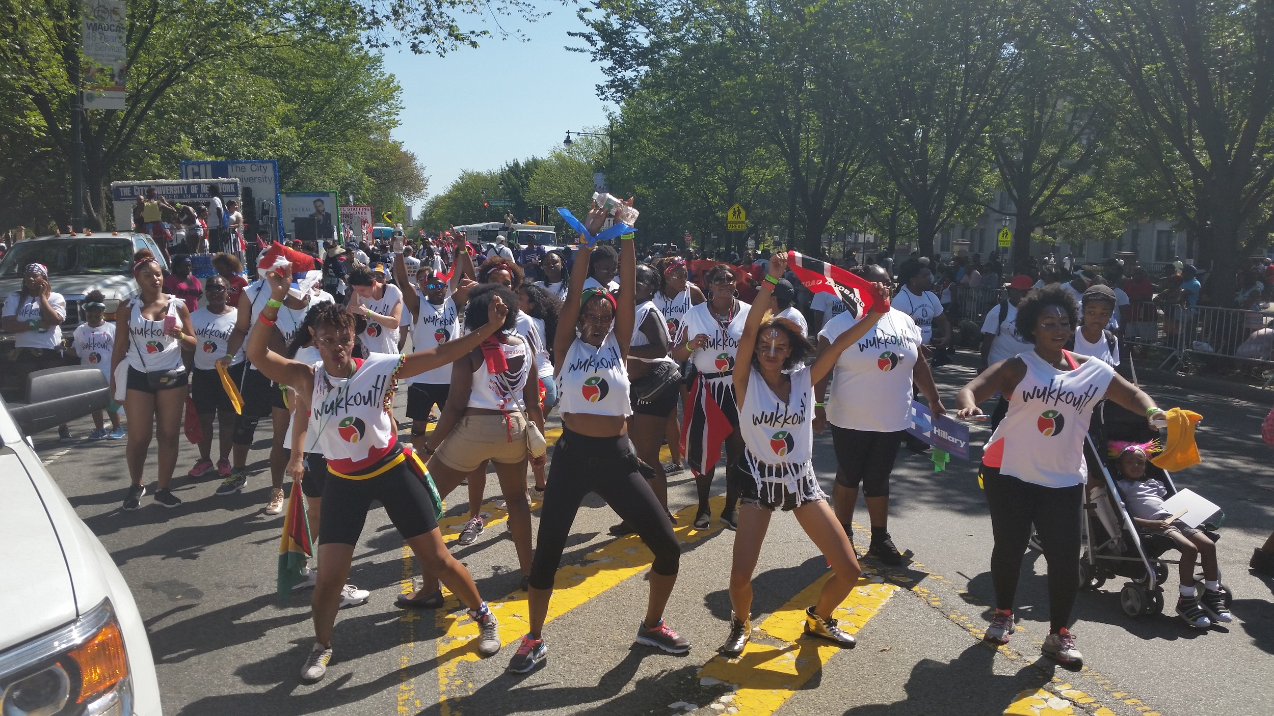West Indian American Day Parade - September 2015