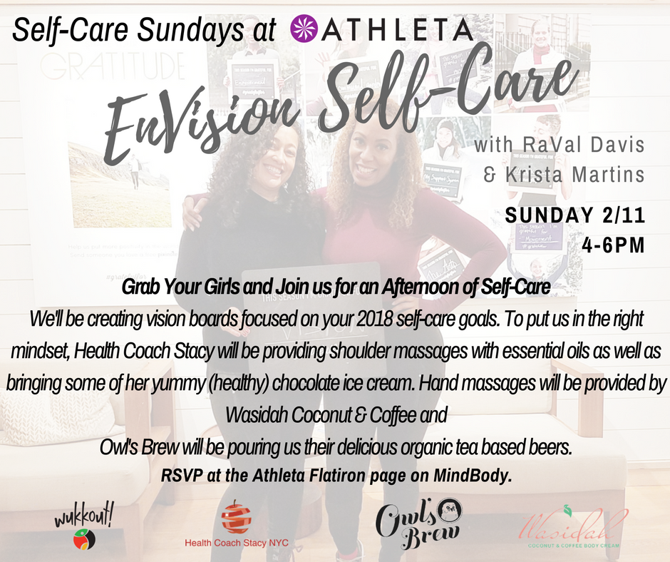 Self-Care Sundays - Athleta Ambassador - February 2018 - FB.png