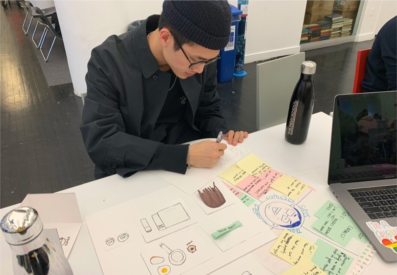 User Research   |  I interviewed my peers about their morning routine