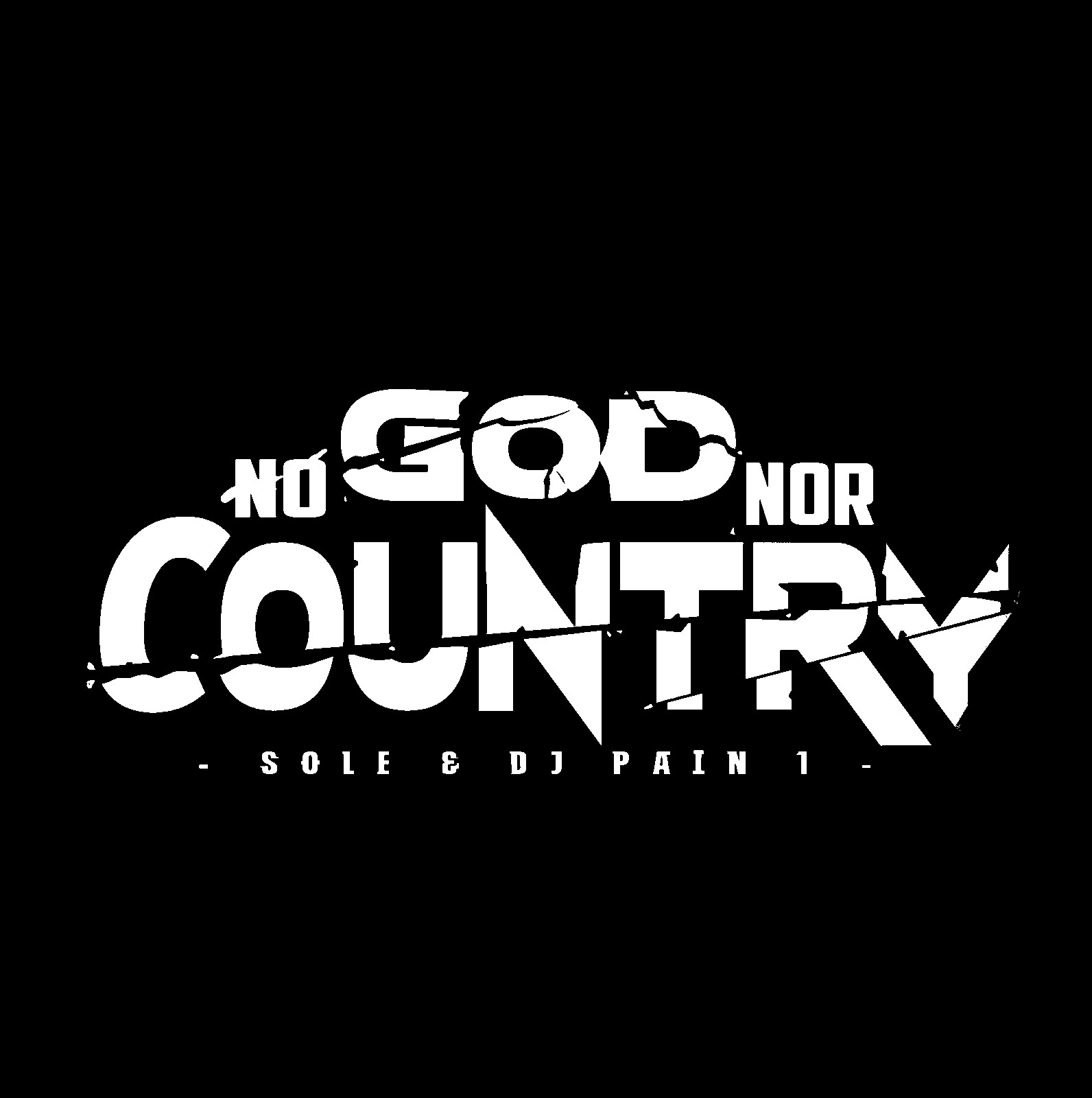 "Sole & DJ Pain 1  ""No God Nor Country"" coming this fall…  Pre-order now via Kickstarter"