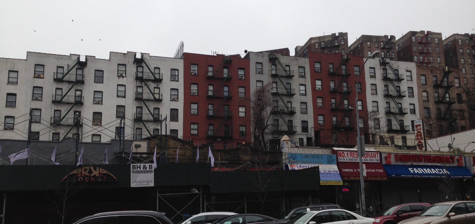 Broadway and 190th cross street.JPG