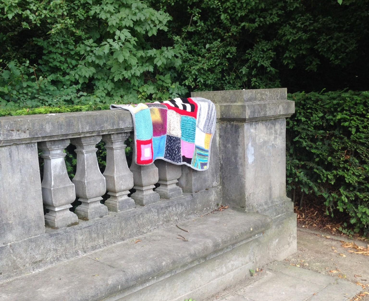 WWKIP blanket on wall 4.JPG