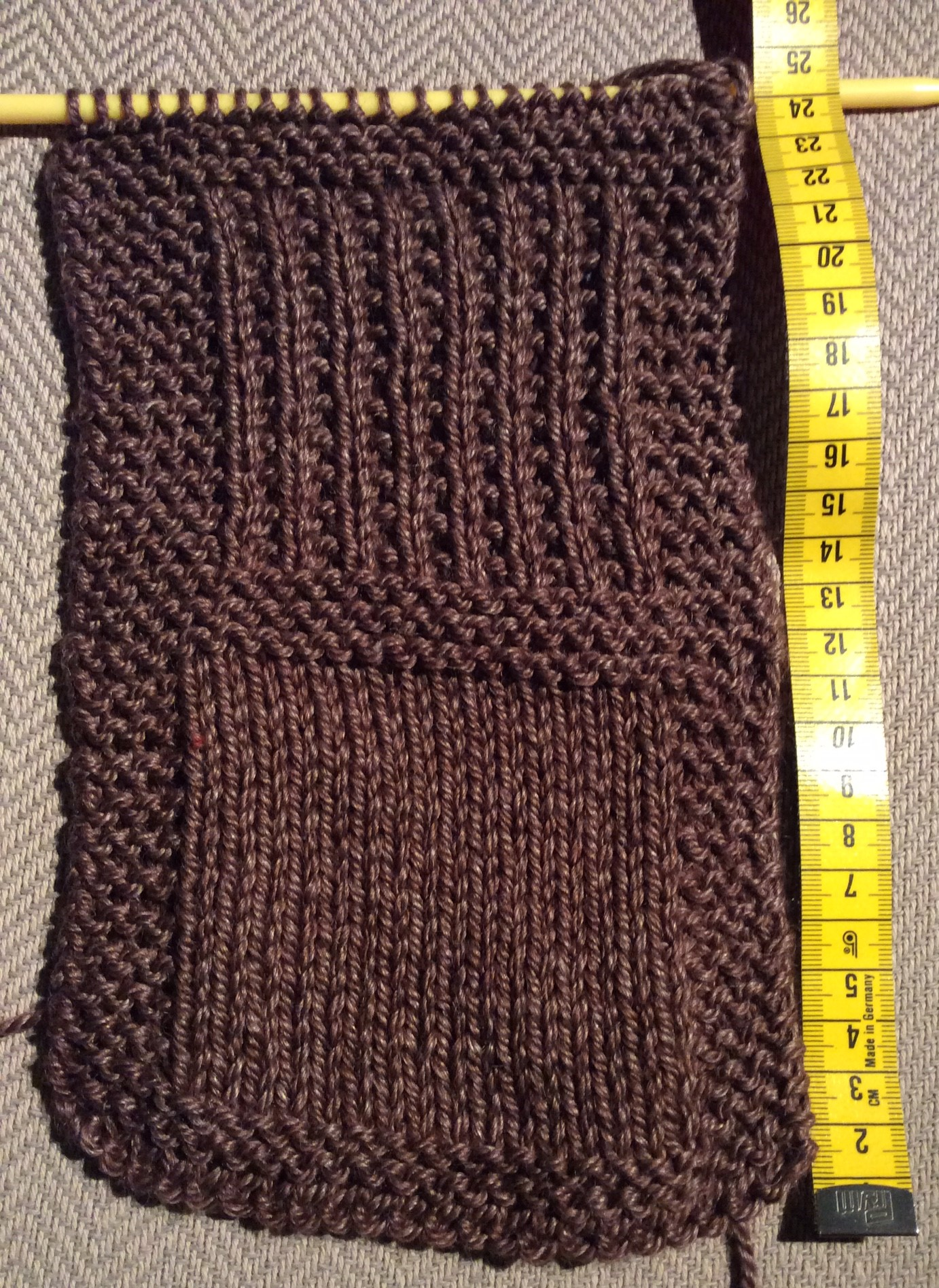 swatch Onion yarn.JPG