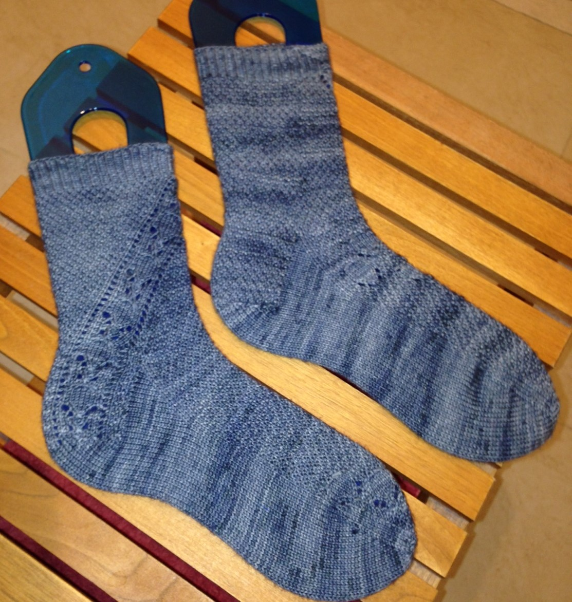 Mystery socks 2016 - finished.JPG
