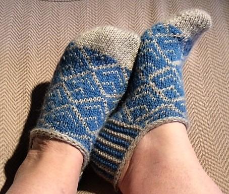 Kate Davies slippers Buachaille 0.JPG