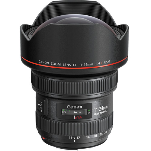 Canon EF 17mm-40mm f/4L USM Ultra Wide Angle Zoom Lens