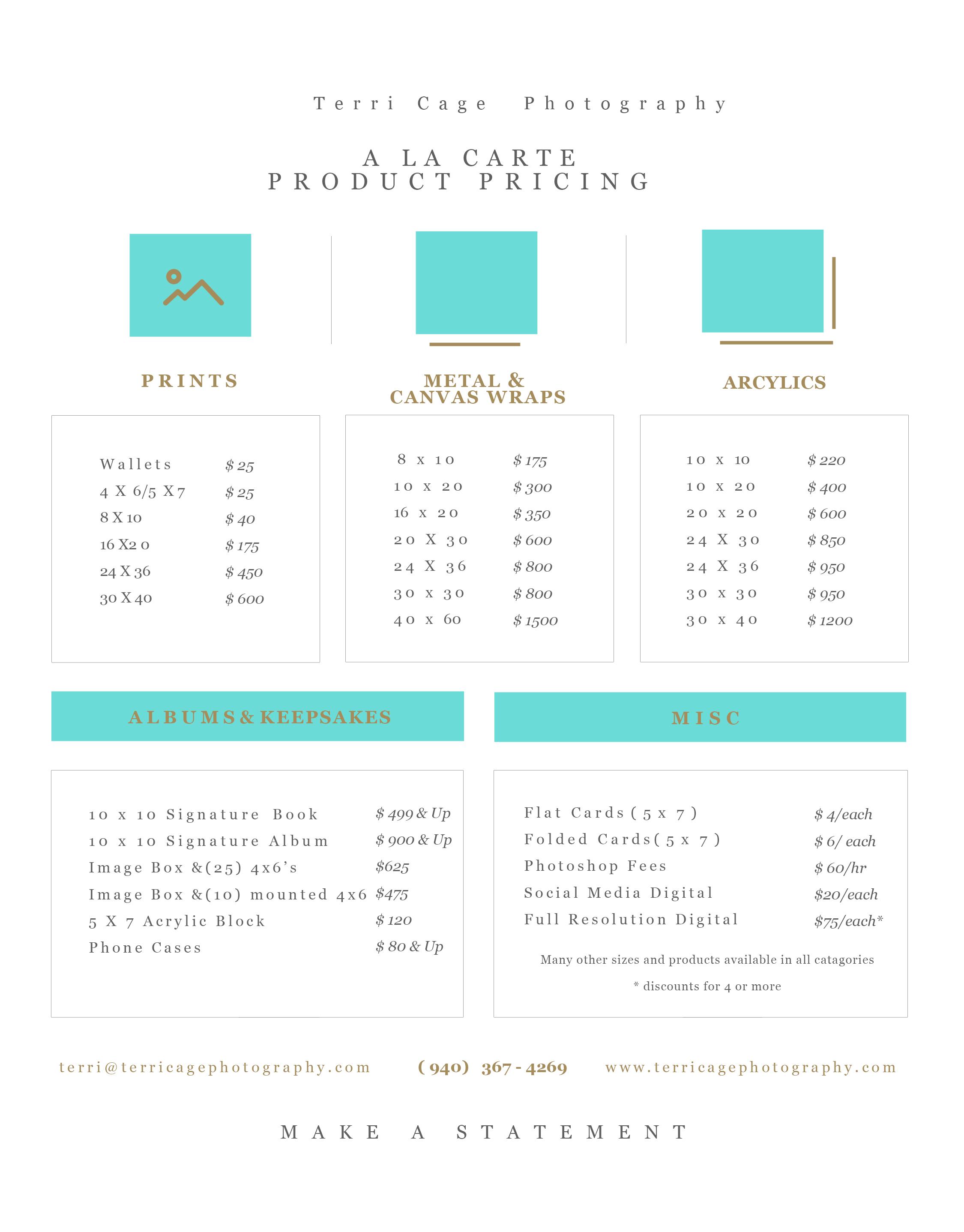 A LA CARTE product sheet.jpg