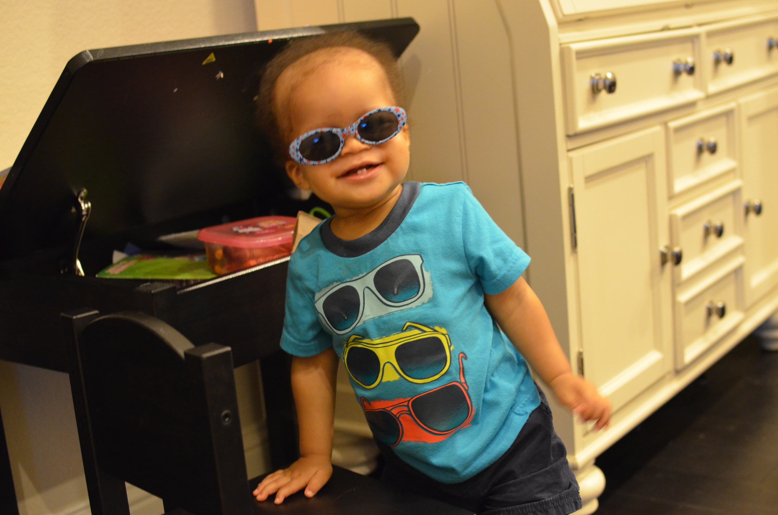 Day 69: One cool baby