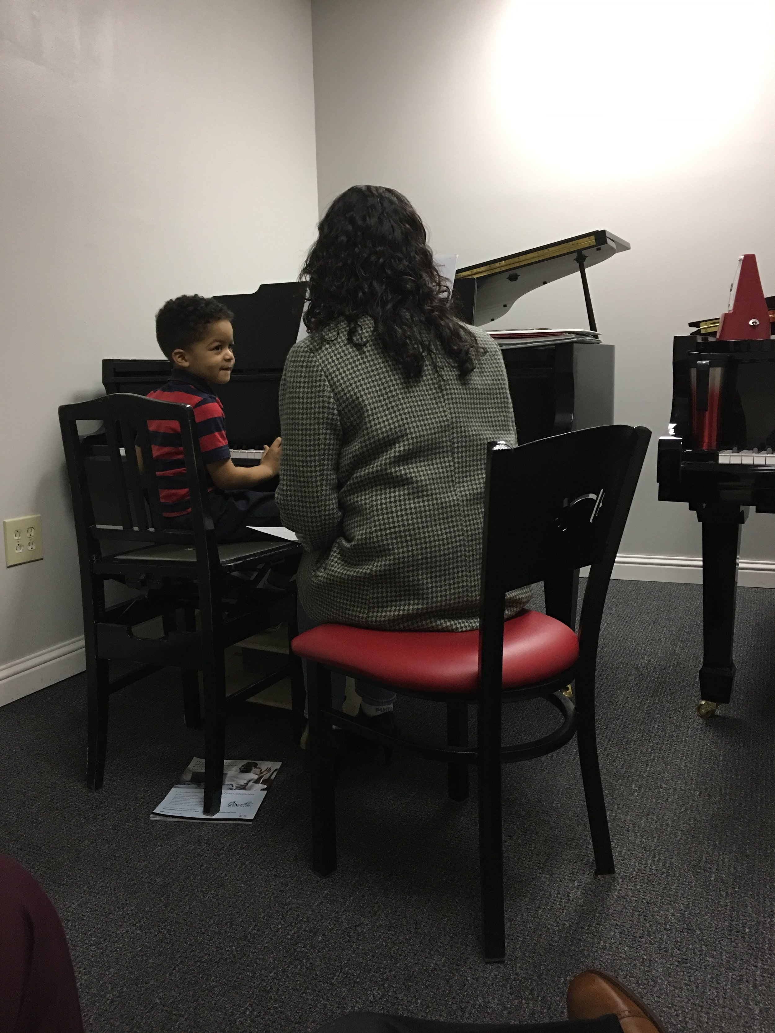 Day 1193: Elliott continues to pick up new activities, including piano lessons, as he nears the end of treatment