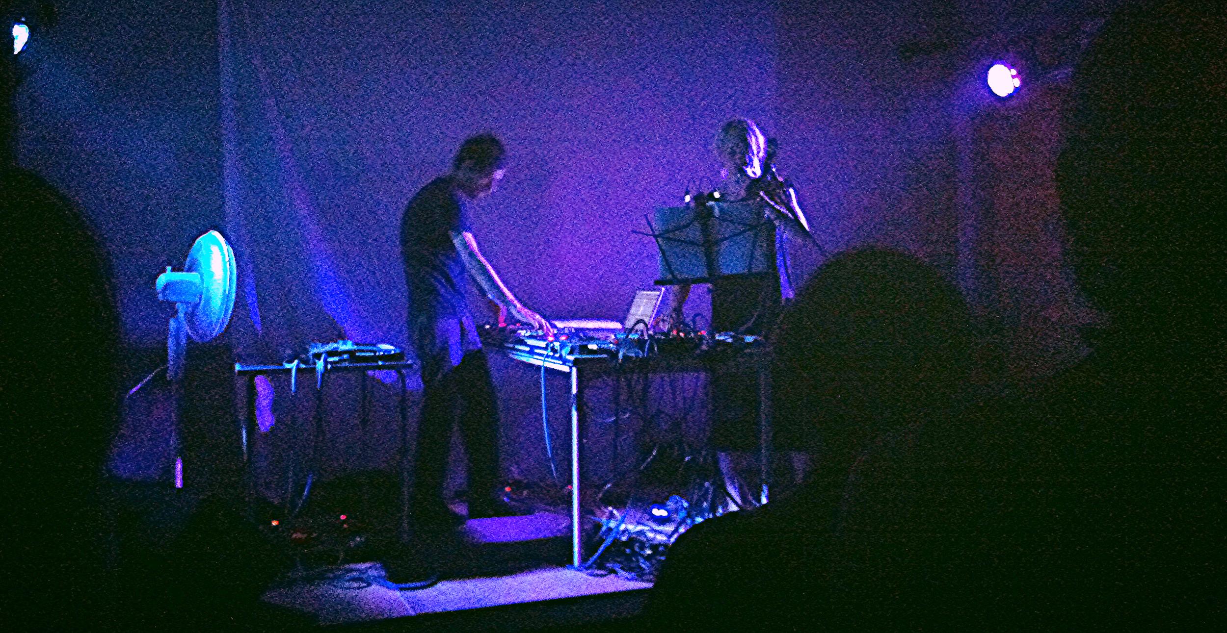 Schlagstrom Festival 2014, photo Whitney