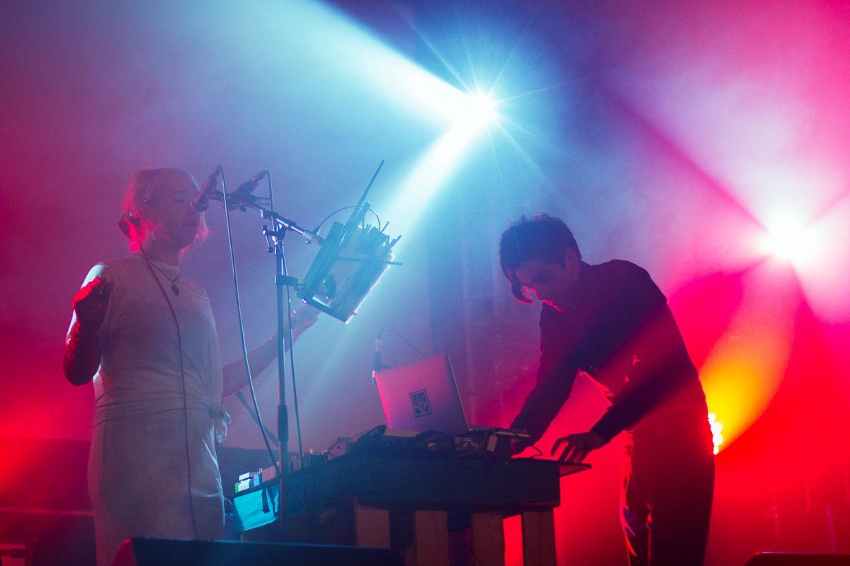Klangfestival#10 Gallneukirchen 2018 photo David Lindengrün