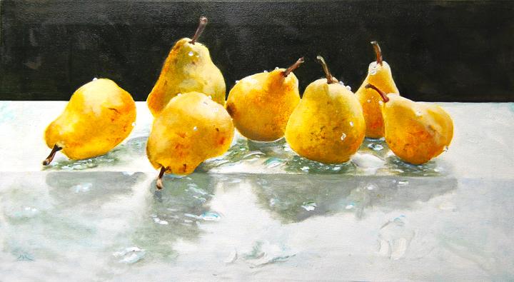 7 Pears on Glass-Water.jpg