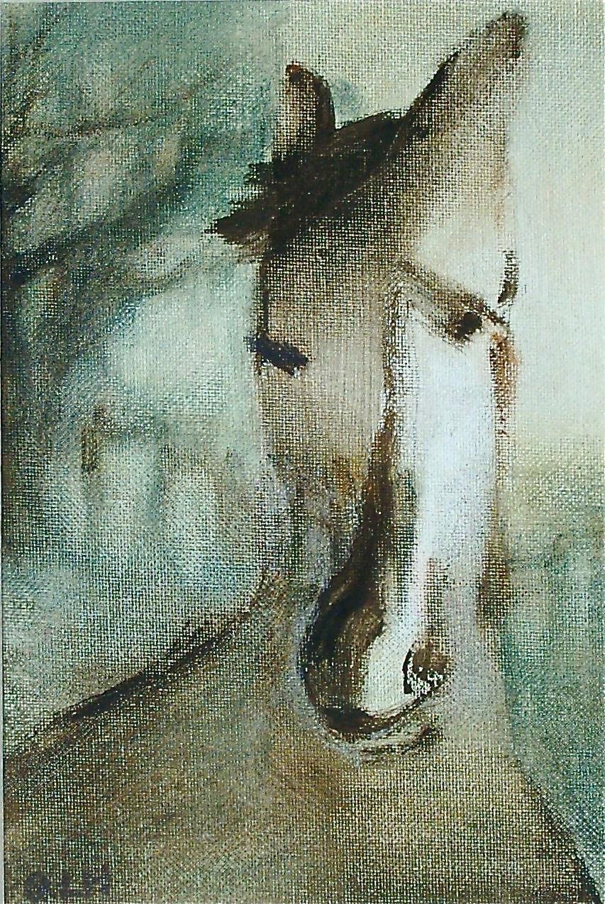 "horse, 8x10"""