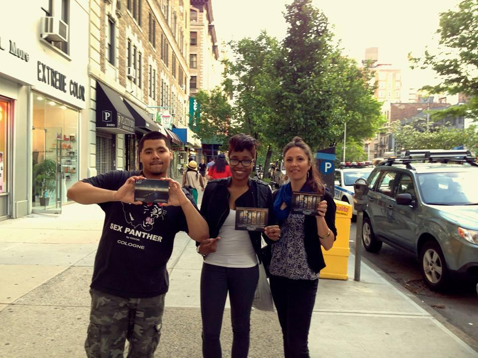 Music Works NYC Street Team