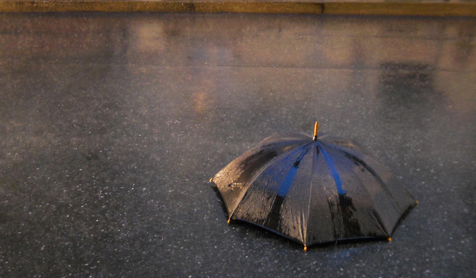 Heavy Downpour, Lancaster