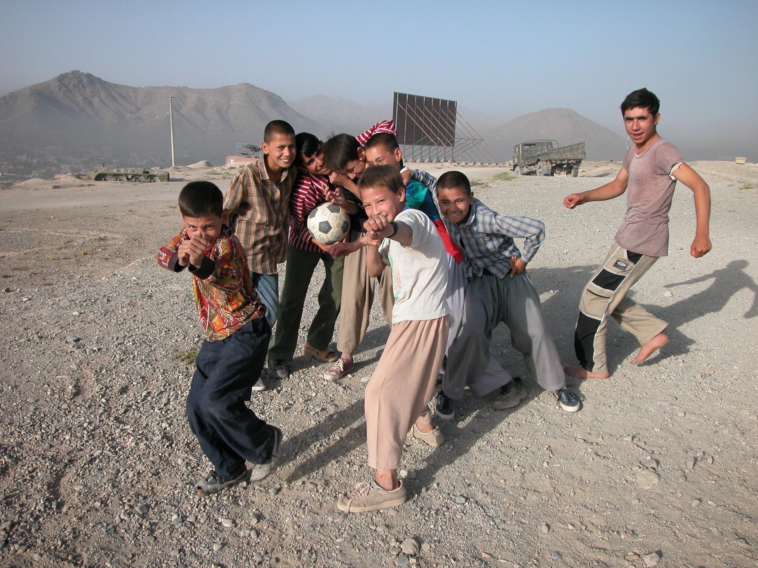Tapu Bibi Maru, Kabul, Afghanistan