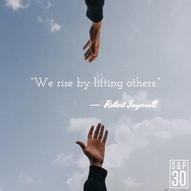 "Once you realize it isn't about you, everything starts to fall into place. ⠀ --⠀ ""We rise by lifting others."" —  Robert Ingersoll⠀ .⠀ .⠀ .⠀ .⠀ #leader #leaders #leadership #leadershipquote #leadershipquotes #leaderquote #quote #quotes #quotepic #quotepics #togetherisbetter #human #love  #inspiration #inspired #inspiredlife #inspiringquotes #inspirationalquotes #inspired #inspiredlife #inspiration #inspirational #inspirationalquotes #kind #kindness #bekind #dogood #fulfillment #courageouslife #boldlife"