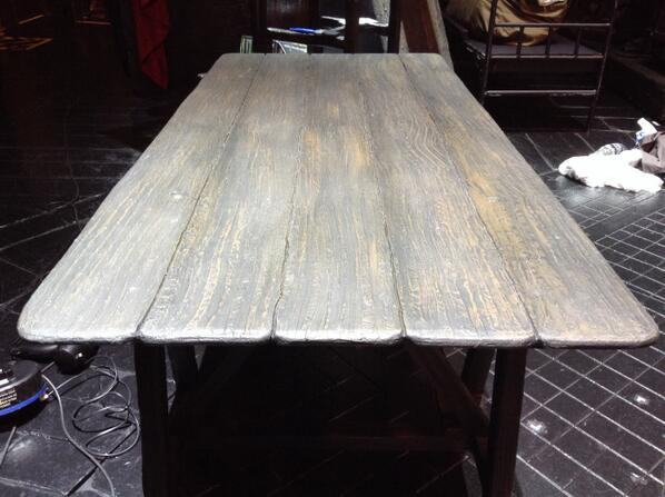 GemStage's new table top for Les Miserables, London .jpg