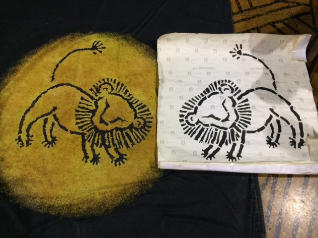 Cloth for Lion King