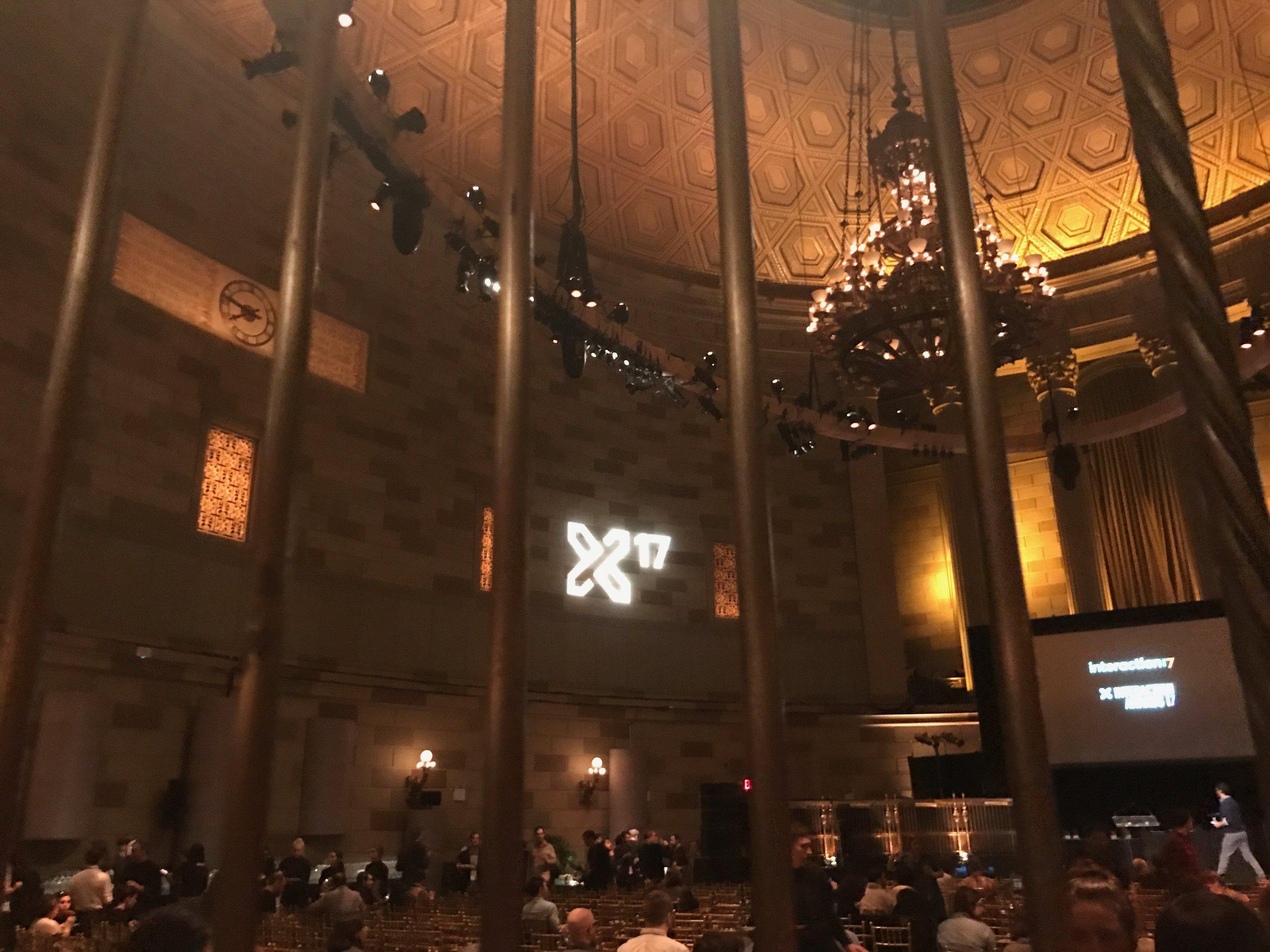 Interaction Design Awards at Gotham Hall