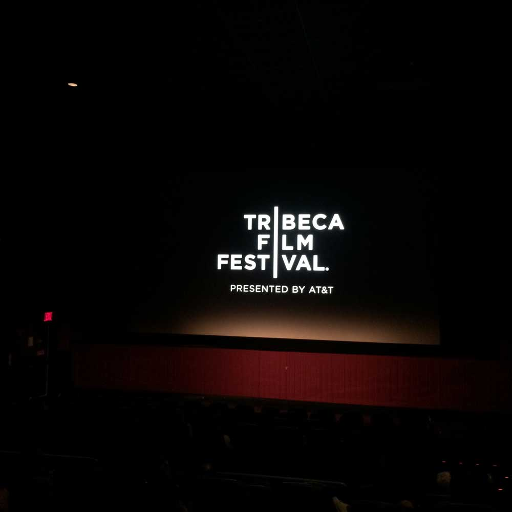 At the Team Foxcatcher Tribeca Film Festival Premiere