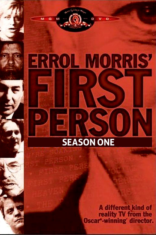 Errol Morris' First Person