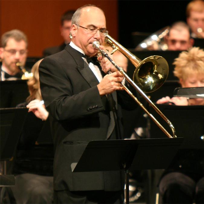 Joe Alessi Concert   February 20-21, 2010