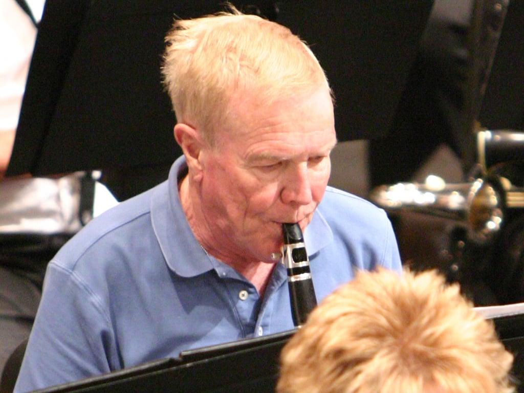 SJWS Rehearsal, February 2011