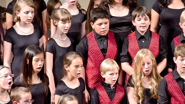 Vivace Youth Chorus