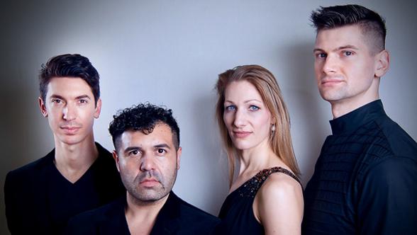 Mana Saxophone Quartet
