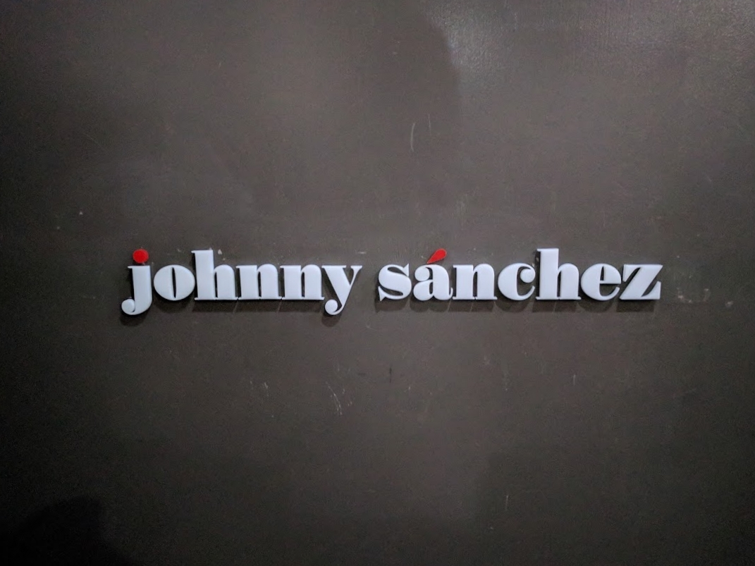 Johnny Sanchez Bistro. Central Business District.