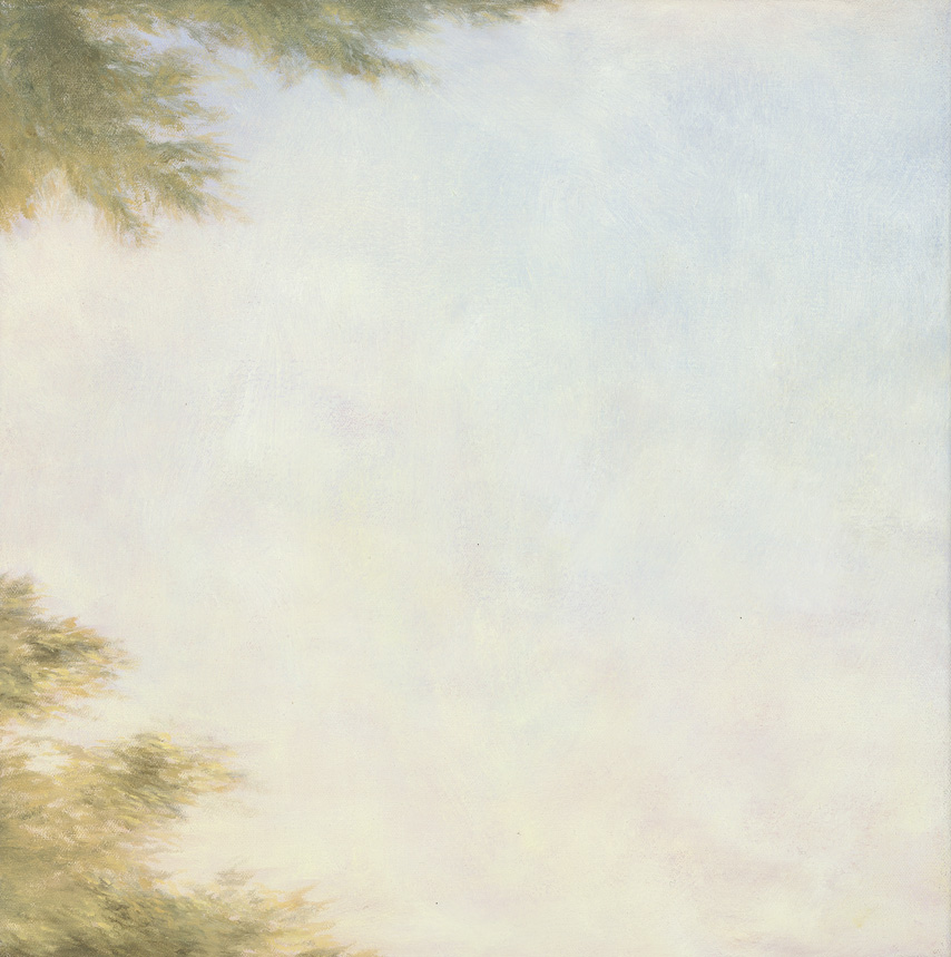 In the Air VII, Oil on Canvas, 30x30cm, $550