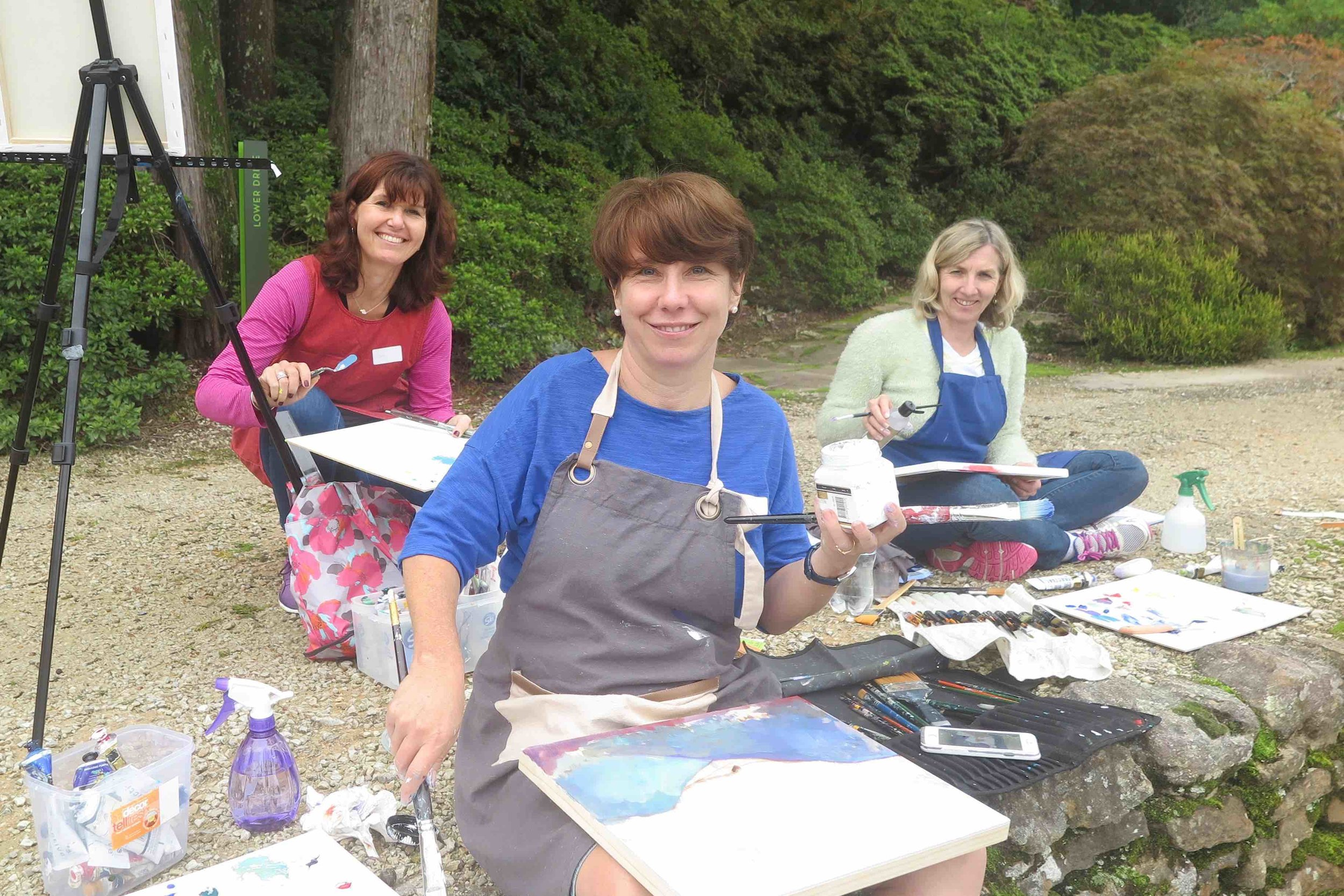 small Sue, Bron and Fiona form Sydney's North Shore, loved the Mountains air and perspectives.jpg