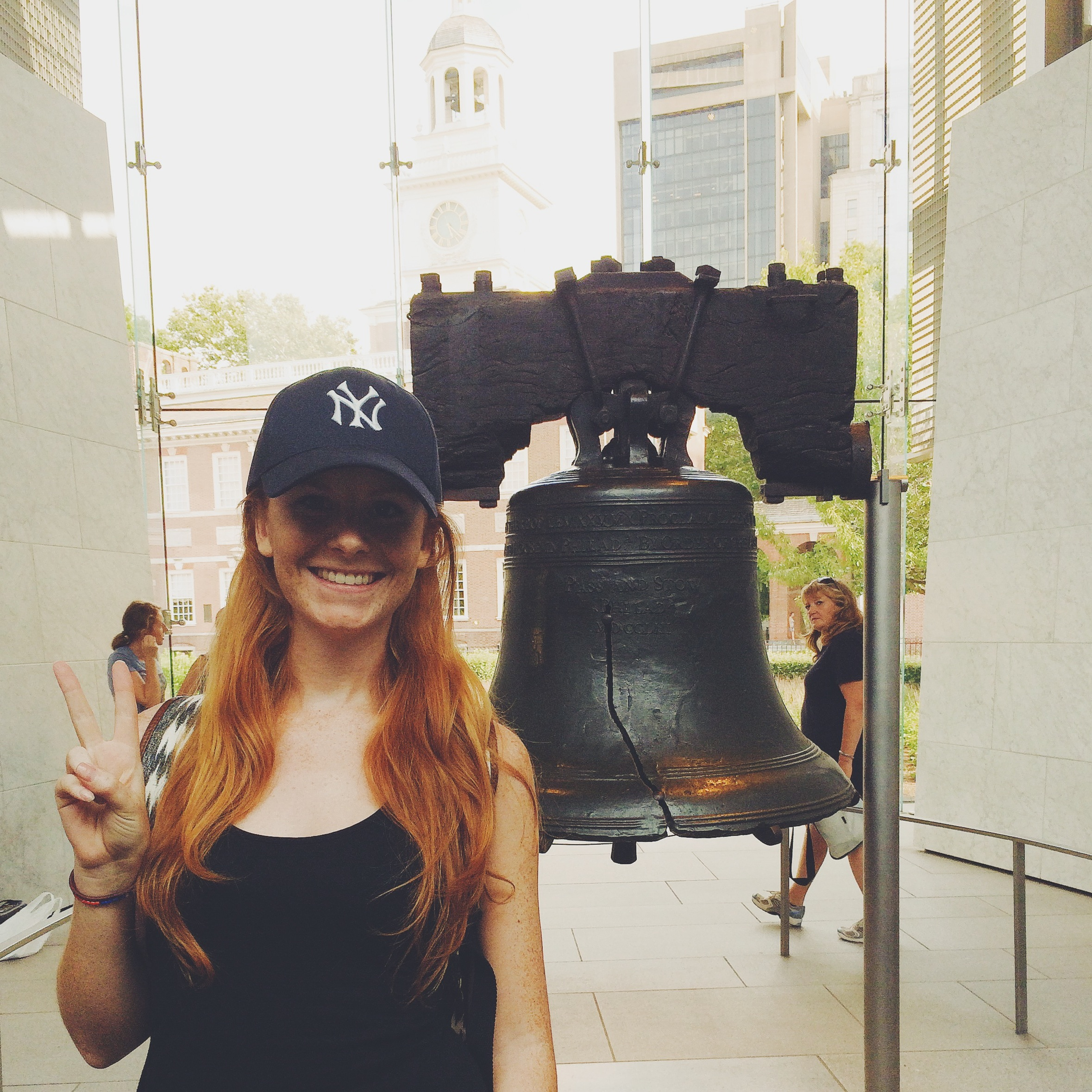 Liberty Bell in Philadelphia, Pennsylvannia, USA