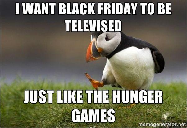 Black Friday Sales Meme