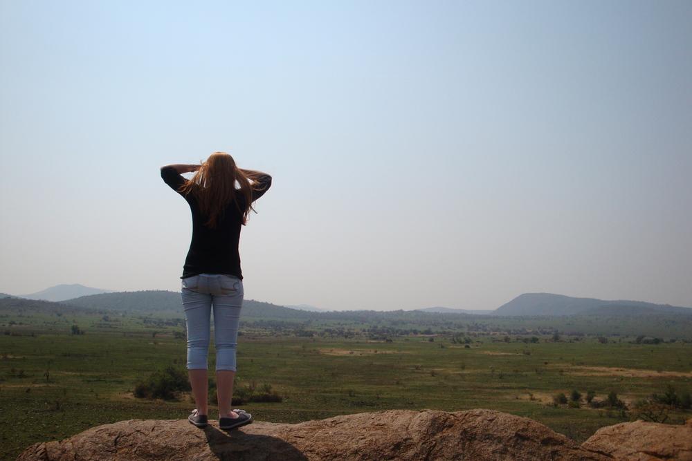best safari routes in the pilanesburg