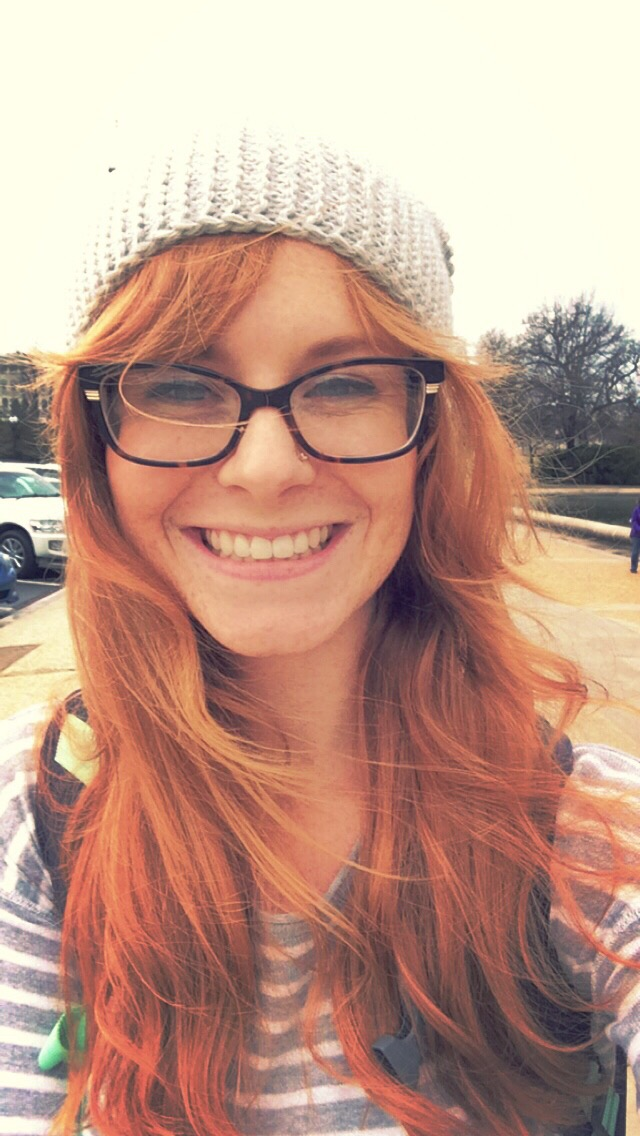ABOUT THE TRAVELING GINGER